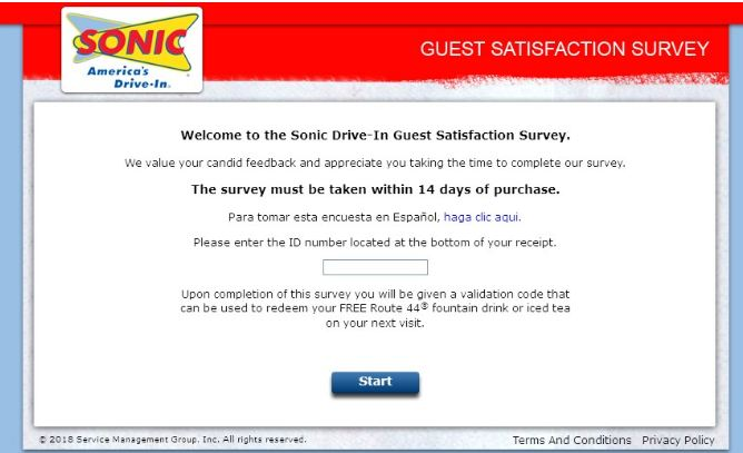 talktosonic survey pic