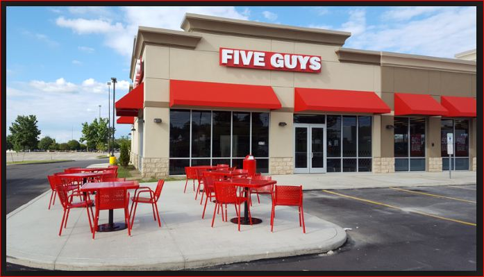 Five-Guys-survey!