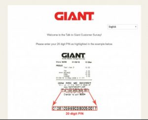 Talk To Giant Survey @ www.talktogiant.com