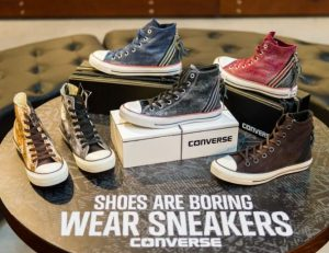 Converse Survey to Win $5 Gift Card