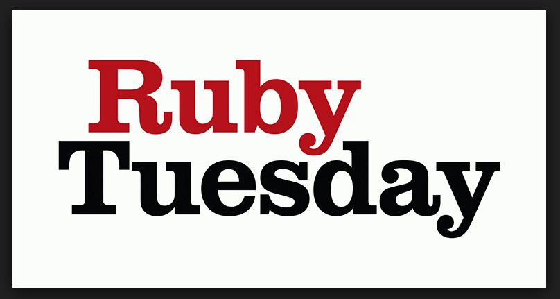 Ruby Tuesday Survey Guide 2019
