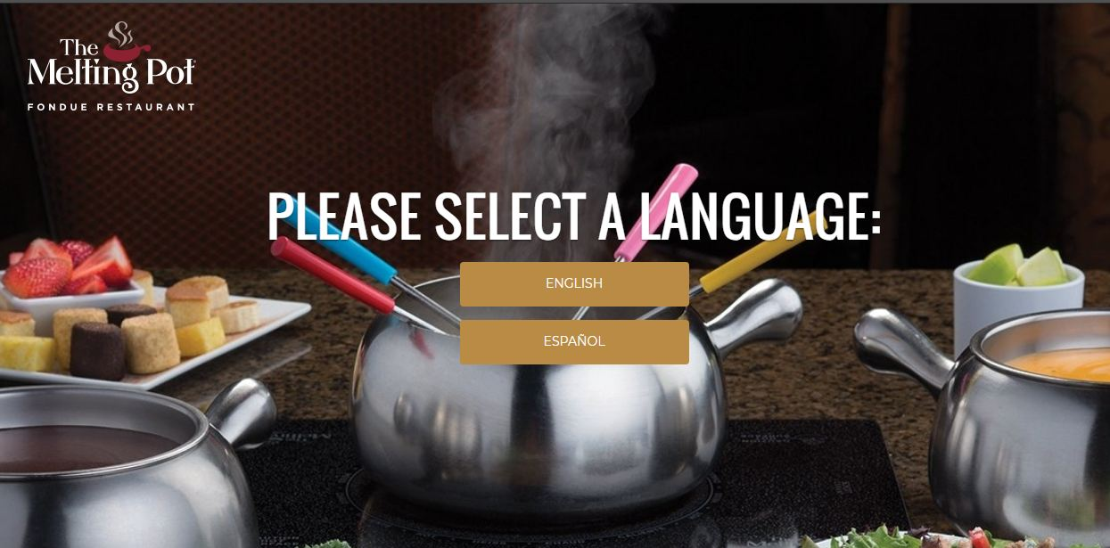 MELTING POT CAFE SURVEY
