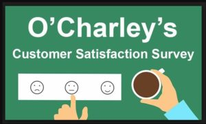 O' Charley's Survey at myocharleysexperience com