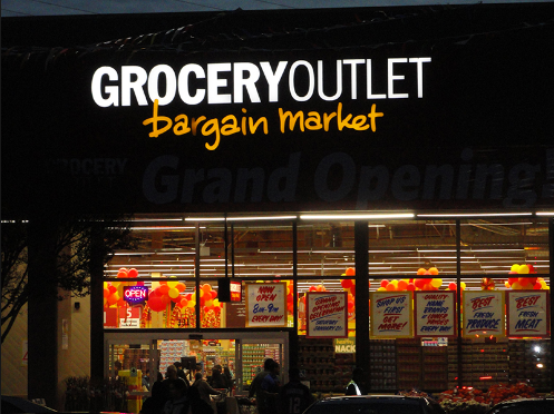 grocery outlet survey
