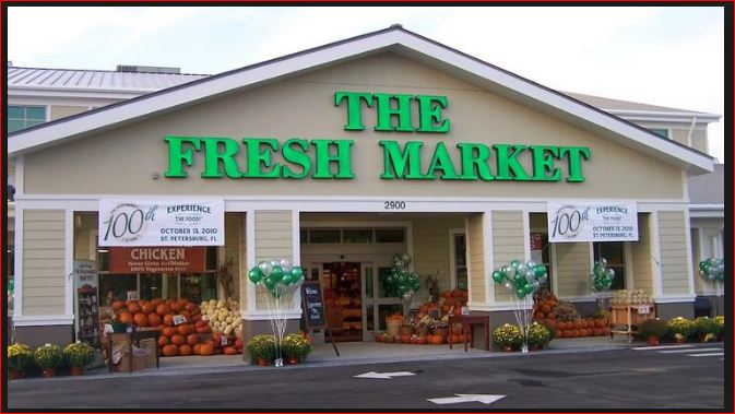 Enter Fresh Market Survey