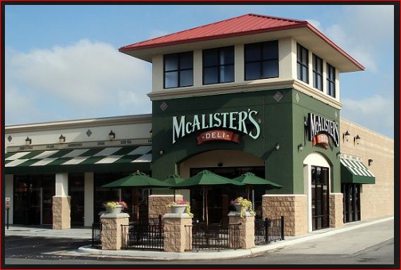 Tell McAlister's Deli Satisfaction Survey Online