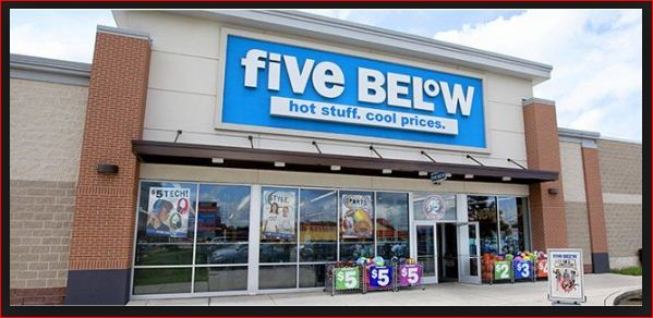 five below sweepstakes